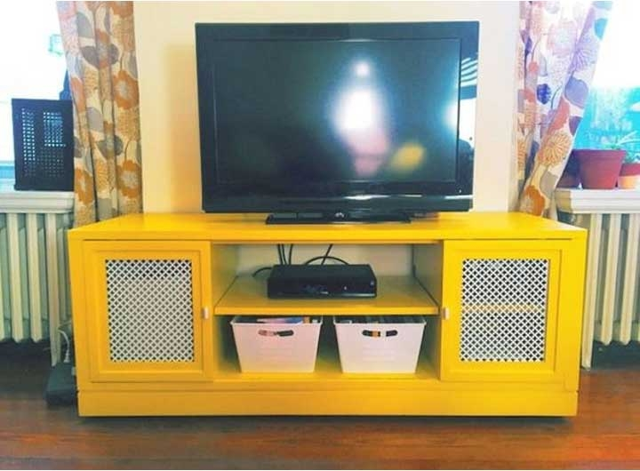 Stunning Best Unique Corner TV Stands Intended For 50 Creative Diy Tv Stand Ideas For Your Room Interior Diy (Image 41 of 50)