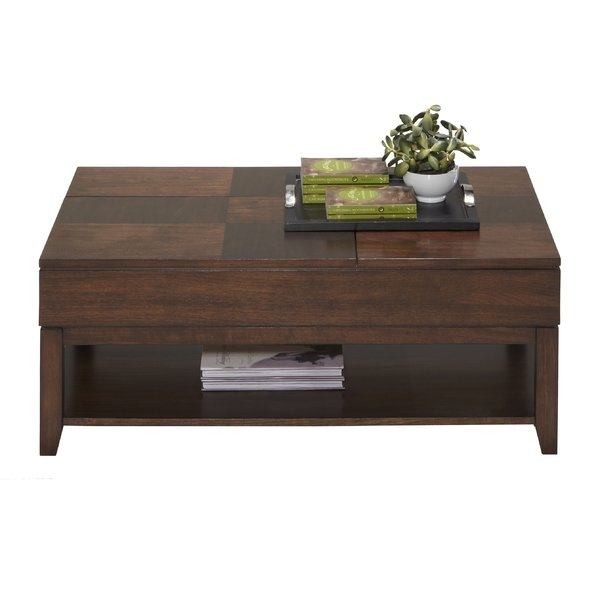 Stunning Best Waverly Lift Top Coffee Tables For Progressive Furniture Inc Coffee Tables Youll Love Wayfair (Image 44 of 50)