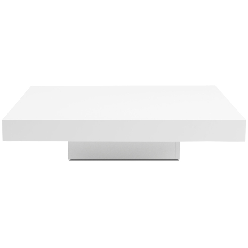 Stunning Best White Square Coffee Table In White Square Coffee Table (Image 39 of 50)