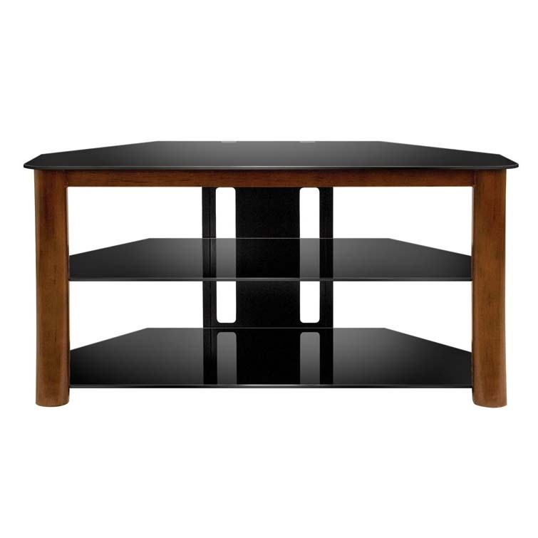 Stunning Best Wood TV Stands With Swivel Mount With Regard To Bello Triple Play Universal Flat Panel Tv Stand With Swivel Mount (Image 40 of 50)
