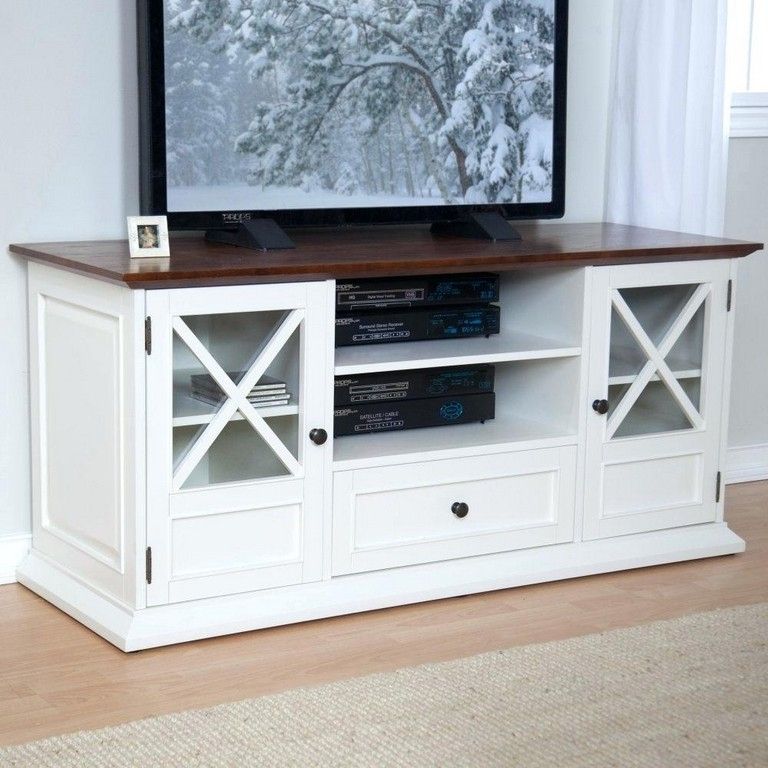 50 Ideas Of Corner TV Stands With Bracket