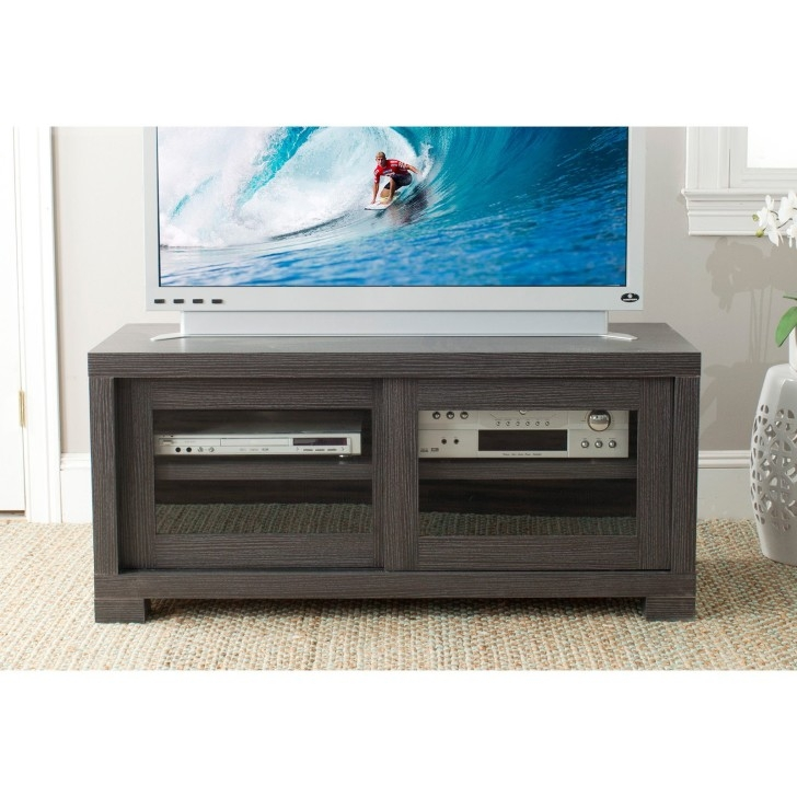 Stunning Brand New Glass Corner TV Stands For Flat Screen TVs Pertaining To Corner Tv Cabinets For Flat Screens With Doors (Image 44 of 50)