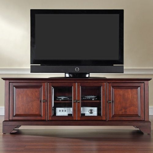 Stunning Brand New Mahogany TV Stands Furniture Intended For Best 25 Low Profile Tv Stand Ideas On Pinterest Tv Units Tv (Image 38 of 50)