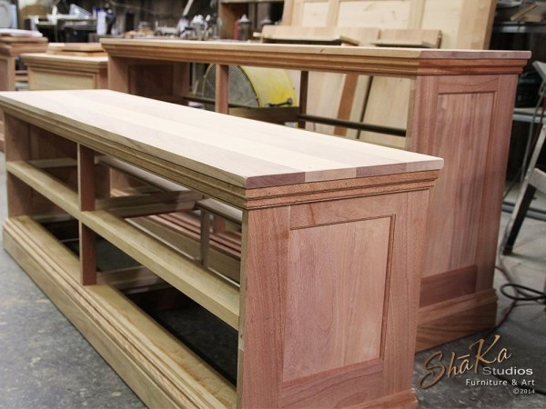 Stunning Brand New Mahogany TV Stands Furniture Pertaining To Shaka Studios Custom Furniture Mahogany Dressers And Chests (Image 39 of 50)