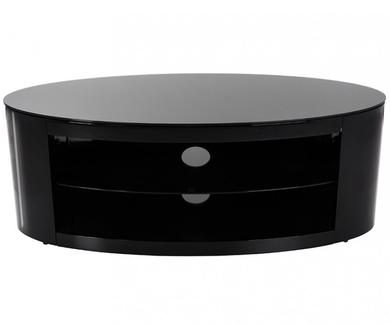 Stunning Brand New Oval TV Stands Regarding Fs1100bucb Affinity Buckingham Oval Tv Stand Tv Stands (View 16 of 50)