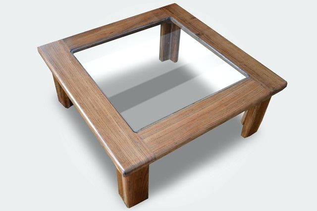 Stunning Brand New Reclaimed Wood And Glass Coffee Tables Within Coffee Table Coffee Table Glass Wood Coffee Table Wooden Glass (View 20 of 50)