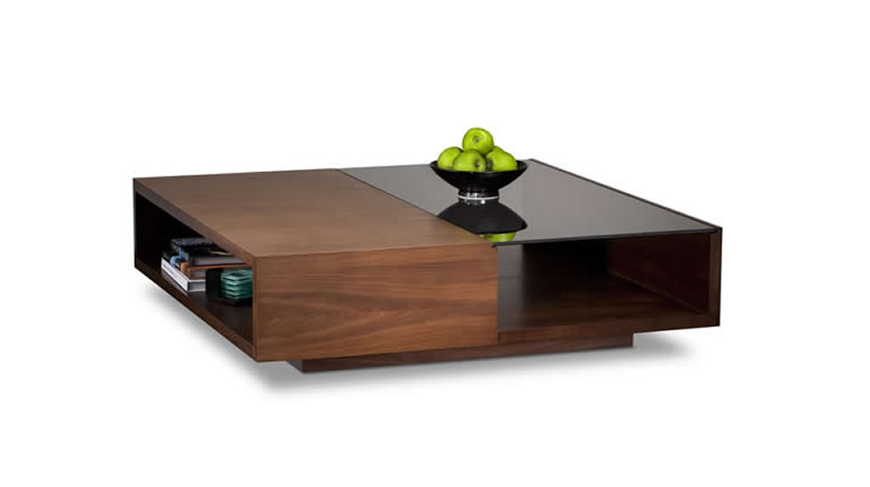 Stunning Brand New Square Wood Coffee Tables With Storage Pertaining To Round Storage Ottoman Coffee Table Images Ottoman Coffee Table (Image 45 of 50)