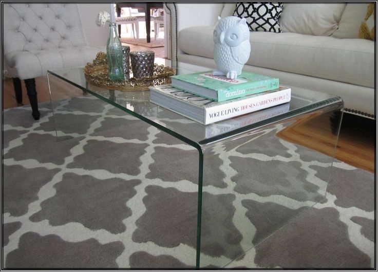 Stunning Brand New Transparent Glass Coffee Tables For 37 Best Waterfall Glass Coffee Table Images On Pinterest Glass (Image 40 of 50)
