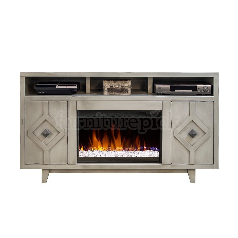 Stunning Common 61 Inch TV Stands With Beverly 61 Inch Fireplace Console Tv Stands And Tv Consoles Tv (Image 41 of 50)