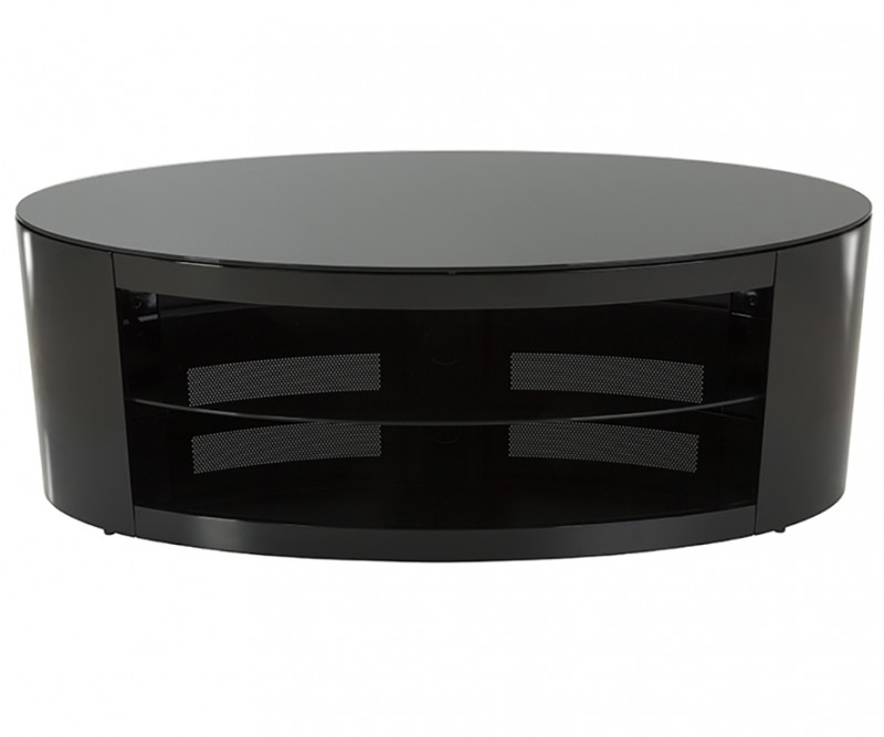 Stunning Common Black Oval TV Stands With Regard To Fs11bucxb Affinity Plus Buckingham Oval Tv Stand Tv Stands (Image 40 of 50)