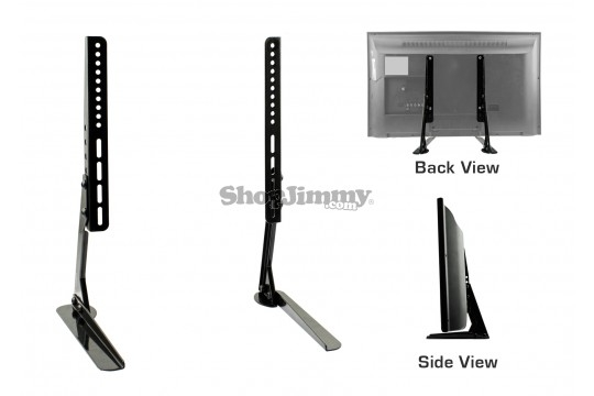 Stunning Common Emerson TV Stands For Table Top Tv Standbase For 15 32 Flat Screen Tvs Stance Jr (Image 40 of 50)