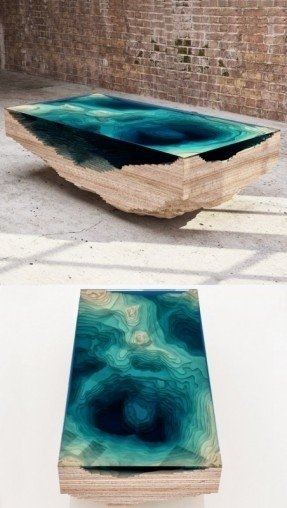 Stunning Common Glass And Stone Coffee Table Inside Stone Coffee Tables Foter (Image 40 of 50)