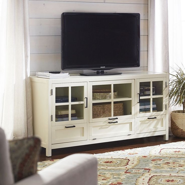 Stunning Common Large White TV Stands Throughout Best 10 Large Tv Stands Ideas On Pinterest Diy Tv Stand Tv (Image 42 of 50)