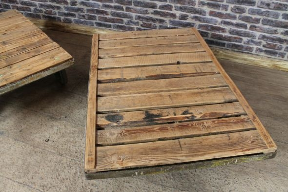 Stunning Common Low Industrial Coffee Tables  Inside Vintage Factory Cart Low Industrial Coffee Table (Image 36 of 40)