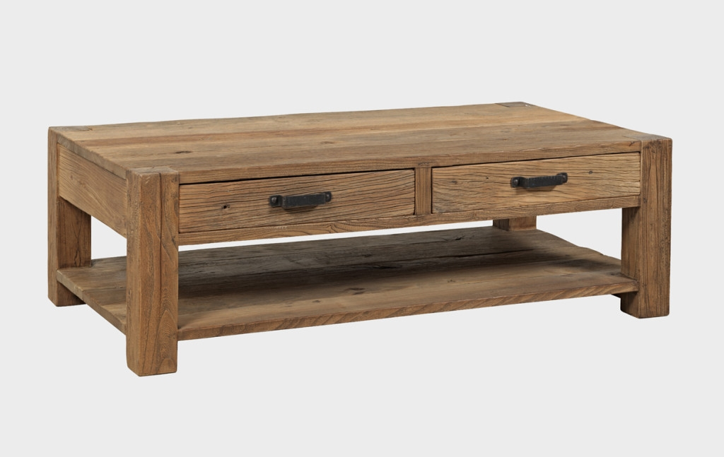 Stunning Common Rustic Coffee Table Drawers Regarding Living Room The Cool Coffee Table With Drawers Extraordinary (Image 41 of 50)