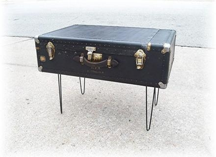 Stunning Common Steamer Trunk Stainless Steel Coffee Tables With Regard To Modern Tree Trunk Stainless Steel Coffee Table Buy Stainless (View 44 of 50)