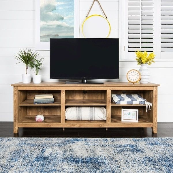 Stunning Common TV Stands And Computer Desk Combo Pertaining To Best 25 Media Stands Ideas On Pinterest Tv Console Tables (View 21 of 50)