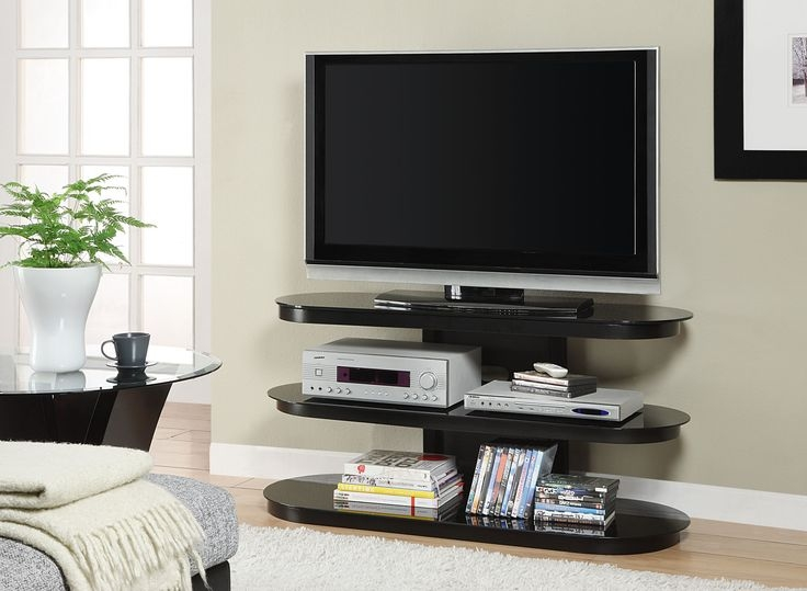 Stunning Common TV Stands With Rounded Corners With 27 Best Tv Stands Images On Pinterest Tv Stands Large Screen (View 19 of 50)