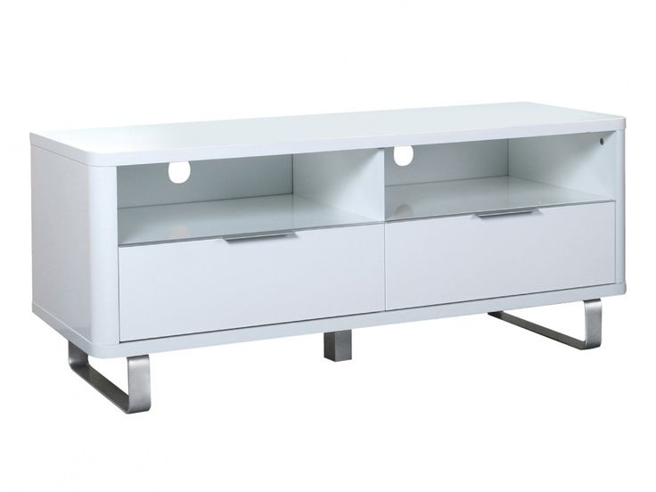Stunning Deluxe 100cm TV Stands Pertaining To Best 20 White Gloss Tv Unit Ideas On Pinterest Tv Unit Images (Image 45 of 50)