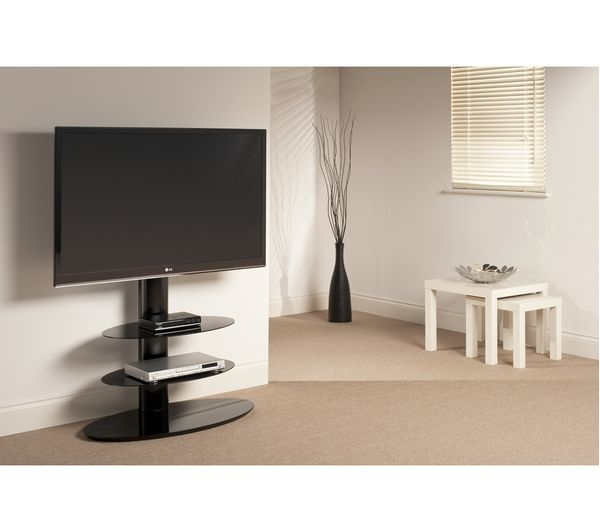 Stunning Deluxe Bracketed TV Stands In Buy Techlink Strata St90e3 Tv Stand With Bracket Free Delivery (Image 43 of 50)
