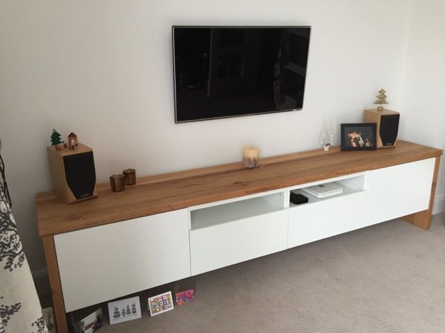 Stunning Deluxe Long Oak TV Stands In Best 20 Tv Units Ideas On Pinterest Tv Unit Tv Walls And Tv Panel (Image 43 of 50)