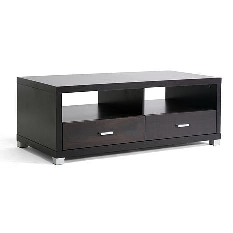 Stunning Deluxe Modern TV Stands Pertaining To Derwent Modern Tv Stand With Drawers 6594629 Hsn (Image 44 of 50)