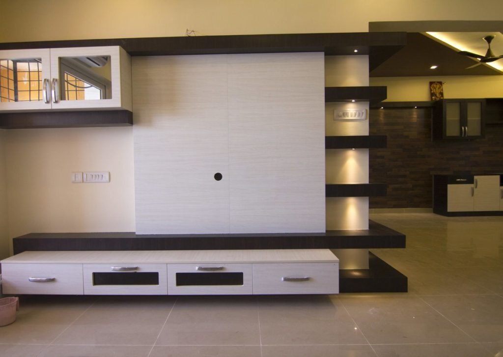 Stunning Deluxe Modular TV Stands Furniture Inside Entertainment Furniture Tv Stands Cabinets Stuning Modular Tv (Image 44 of 50)