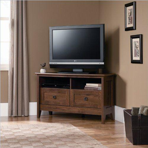Stunning Deluxe Oak Corner TV Stands For Flat Screens In 81 Best Tv Stands For Flat Screens Images On Pinterest (Image 47 of 50)