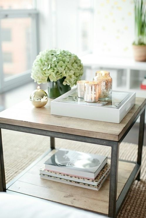 Stunning Deluxe Small Coffee Tables With Shelf In Best 20 Small Coffee Table Ideas On Pinterest Diy Tall Desk (Image 35 of 40)