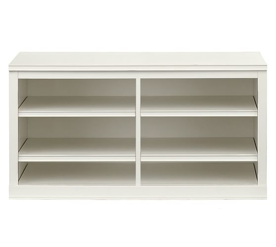 Stunning Deluxe Small White TV Stands For Logan Small Tv Stand Antique White Pottery Barn (Image 40 of 50)