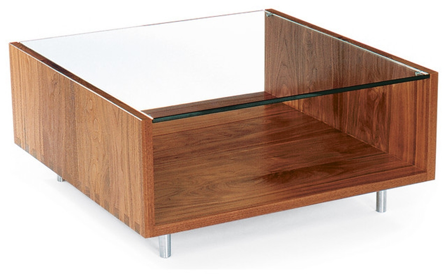 Stunning Deluxe Square Wood Coffee Tables With Storage Within Small Square Coffee Table (Image 46 of 50)