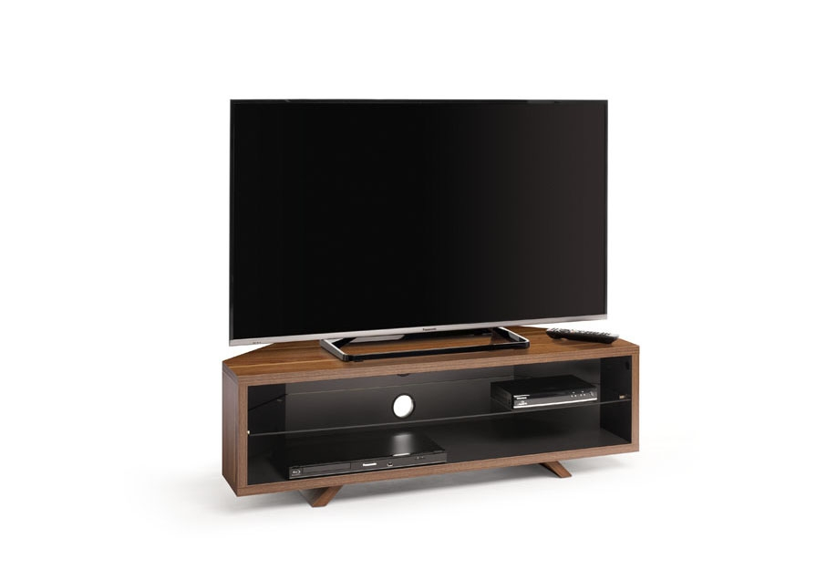 Stunning Deluxe Techlink Corner TV Stands Within Dark Wood Tv Stand Full Size Of Furnituretv Stand With Back Panel (View 9 of 50)