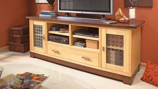 Stunning Deluxe Widescreen TV Cabinets Inside Woodsmith Shop Americas Favorite Woodworking Tv Show (Image 38 of 50)