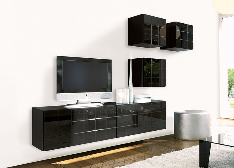 Stunning Elite Shiny Black TV Stands Inside Tv Stands New Released Modern Design 55 Inch Tv Stand Ikea (Image 44 of 50)