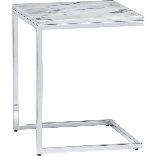 Stunning Elite White And Chrome Coffee Tables With Regard To Best 25 Marble Top Coffee Table Ideas On Pinterest Marble (View 47 of 50)