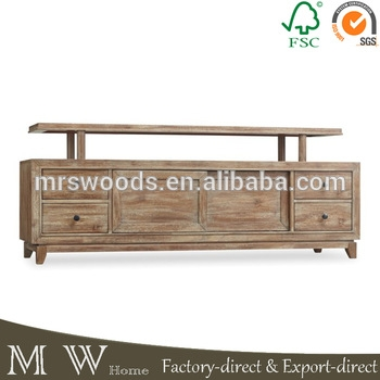 Stunning Famous Antique Style TV Stands Throughout Antique Style Reclaimed Wood Tv Stand Buy Tv Consolewood Tv (Image 41 of 50)