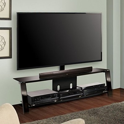 Stunning Famous Bell'O Triple Play TV Stands Regarding Tv Consoles 10 New Tv Stands Under 300 2016 Tv Stands Central (Image 42 of 50)