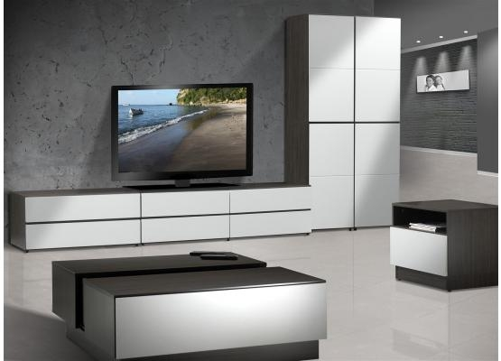 Stunning Famous Nexera TV Stands With Regard To Nexera Allure 60 In Tv Stand With Doors N (View 40 of 50)