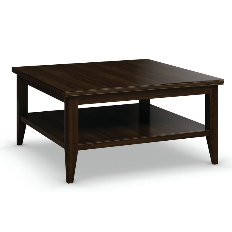 Stunning Famous Tribeca Coffee Tables In Caravel Tribeca Coffee Table Reviews Wayfair (View 24 of 50)