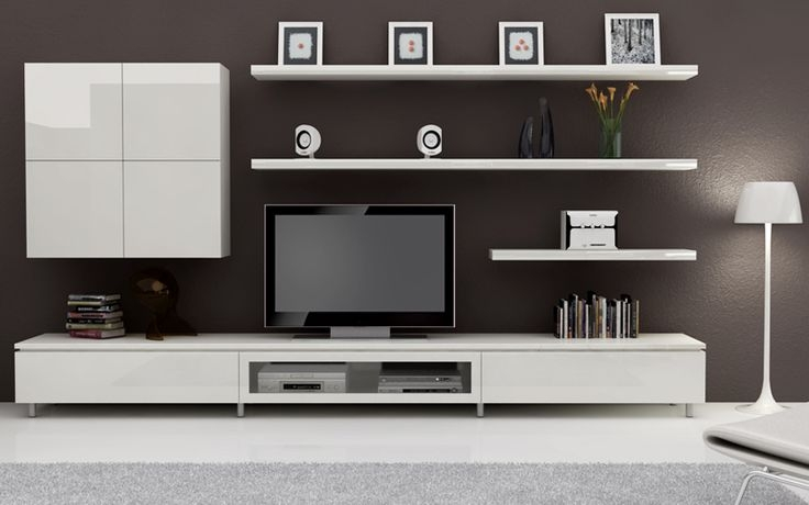 Stunning Famous Very Tall TV Stands Throughout Tv Stands Floating Tv Stand Living Room Furniture Contemporary (Image 41 of 50)