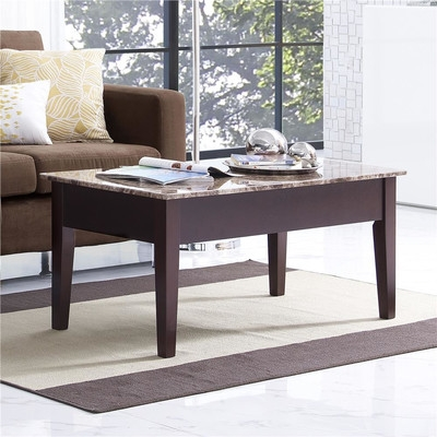 Stunning Fashionable Coffee Table With Raised Top Intended For Andover Mills Thorndike Coffee Table With Lift Top Reviews Wayfair (Image 43 of 50)