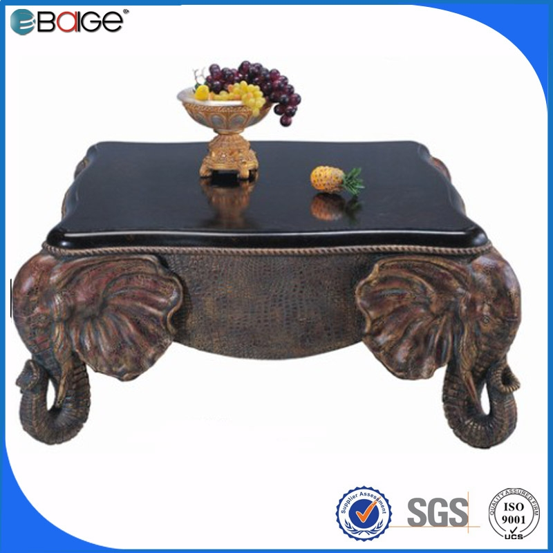 Stunning Fashionable Elephant Coffee Tables Pertaining To Bent Plywood Chinese Antique Decorative Wooden Elephant Coffee (Image 47 of 50)