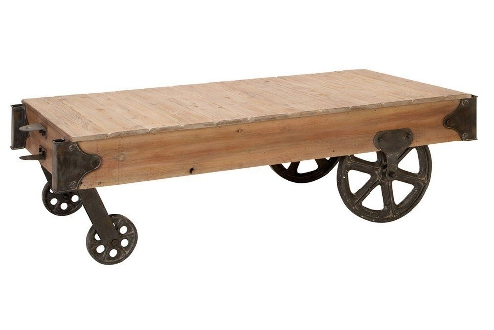 Stunning Fashionable Rustic Coffee Table With Wheels With Lovable Rustic Coffee Table With Wheels Rustic Coffee Table (Image 44 of 50)