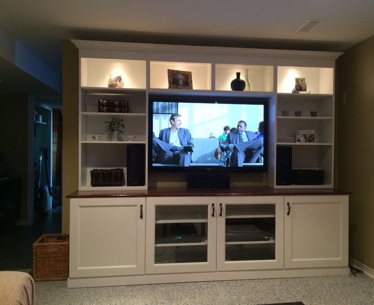 Stunning Fashionable Wall Display Units & TV Cabinets Intended For Best 25 Ikea Wall Units Ideas Only On Pinterest Ikea Living (View 34 of 50)
