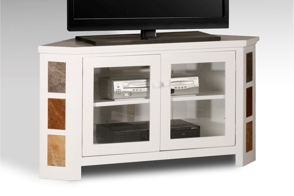 Stunning Fashionable Wood TV Stands With Swivel Mount Regarding Furniture Media Stands And Cabinets Real Wood Tv Stands For Flat (Image 41 of 50)
