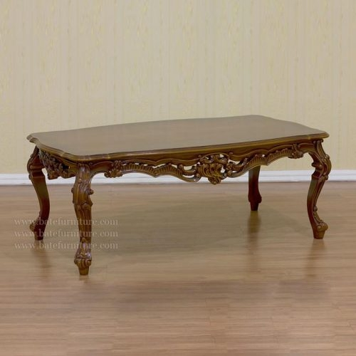 Stunning Favorite Baroque Coffee Tables For Antique Coffee Table 130w Indonesian French Furniture Teak (Image 43 of 50)