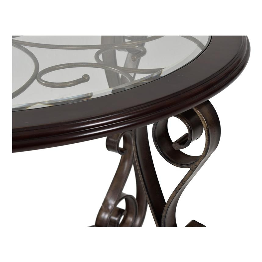 Stunning Favorite Bombay Coffee Tables Regarding Bombay Round Counter Table El Dorado Furniture (View 28 of 50)