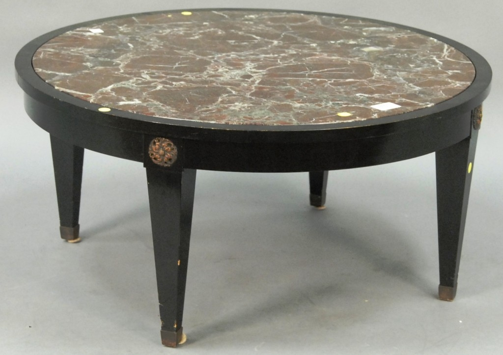 Stunning Favorite Marble Round Coffee Tables For Stylish Marble Round Coffee Table Smart Round Marble Coffee Table (Image 45 of 50)