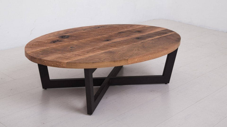 Stunning Favorite Oval Glass And Wood Coffee Tables Regarding Oval Coffee Tables (Image 43 of 50)