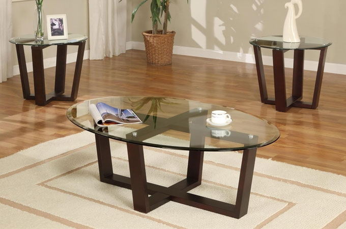 Stunning Favorite Oval Glass Coffee Tables Inside Cool Oval Coffee Table Glass (Image 45 of 50)